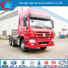 Sinotruk HOWO 6X4 High Roof Tractor Truck for Sale