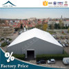 Top Quality 25m Width White Roof Cover Warehouse Tent High Peak Marquee Tent