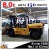 8t 8000kg Diesel 8 Ton Forklift