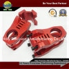 CNC Machining Aluminum Components for Bike with Red Anodizing