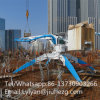 Hot! High Quality Mobile Spider Concrete Placing Boom Jiuhe Brand