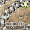 Rustic Floor Tile 300*300 Kitchen Bathroom Floor Tile