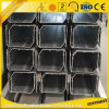 OEM Large Section Aluminum Window Aluminum Extruded Profile