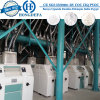 Easy Operation Wheat Flour Mill Factory