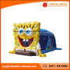 Inflatable Cartoon Bouncy Castle Combo for Amusement Park (T3-441)
