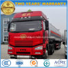 45kl Auman Tank Truck Heavy Duty 45000 L Fuel Tanker Truck