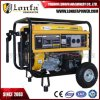 Pure Copper Coil 15HP 7.5 kVA Gasoline Generator (Electric start with battery)