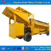 Mobile Gold Washing Drum Trommel