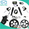 36V 500W Bafang Electric MID Drive Kit with C961 Display