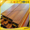Wooden Grain Aluminium Alloy for Aluminum Sliding Window Parts
