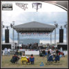 Outdoor Aluminum Mobile Stage Truss with PA Wings System