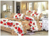 Bedding Set King Size 4PC Duvet Cover Set Microfiber Super Soft Life