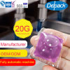 OEM&ODM 20g Laundry Liquid Detergent Pods, Concentration Liquid Laundry Detergent Capsule, Washing Liquid Detergent