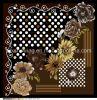 Handmade Elegant Oversized Square Twill Silk Scarf 55