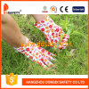 Ddsafety 2017 Cotton Prints Gardening Gloves with Band Cuff