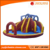China Inflatable Water Slide Manufacturer/PVC Water Bouncer Slide (T11-309)