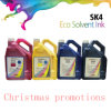 100% Original Infiniti Sk4 Solvent Ink for Seiko Head