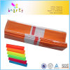 Fluosecent Noen Color Crepe Paper with 30% 40% 60% 100% Stretch