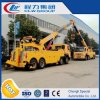 360 Degree Rotation 50t Heavy Duty Wrecker Truck with Winch