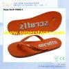 Summer PE Slipper with PVC Upper Unisex PE Flip Flops