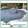 Green Winter Mesh Swimming Pool Covers, Debris Covers