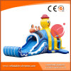 Hot-Sale Inflatable Multiple Octopus Water Slide with Pool T11-501