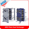 Beer Chiller Crossflow Alfa Laval M10 Plate Heat Exchanger for Evaporator