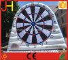 Hot Sale Inflatable Football Dart, Velcro Dart Board for Sale