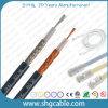 High Quality 50ohm Coaxial Cable Rg58, Rg58A/U, Rg58c/U