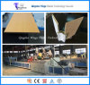 WPC Machine for Produce PVC Wood Plastic Wall Panel, WPC PVC Profile Extrusion Line