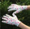 Garden Natrile Coated Glove Labor Protective Safety Work Gloves (N6005)