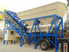Construction Compacted Mobile Concrete Batching Plant Price