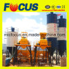 Hot Sale 35m3/H Modular Mini Lift Hopper Concrete Mixing Plant with Skip Type