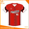 Healong Top Sale Sportswear Customized Sublimation Printing Baseball Jersey