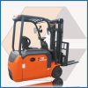 Three-wheel Electric Forklift with CE