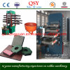 Leading China Exporter Rubber Tile Making Machine / Rubber Floor Machinery