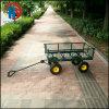 300kgs Capacity Steel Mesh Garden Cart Utility Tool Cart