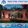 Low Cost Red Shipping Container House (WD102504)