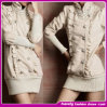 New Style Fashion Women Coat Elegant Lady Winter Coat (R124)