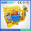 Fly Ash Brick Machine Manufacturer Qmy4-30A Laying Concrete Block