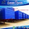3 Axles Enclosed Box Type Van Semi Trailer for Carry Cargo