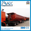 3 Axles Dump Semi Trailer