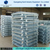 Steel Wire Mesh Storage Box Rack Cage Container