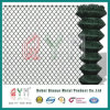 Powder Coated Chain Link Fence/ Coated Galvanized Chain Link Fence