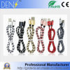 Tiger Braid Nylon Charging Date Micro USB Cable for Android