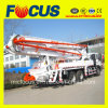 48m Mobile Concrete Pump Truck with Boom