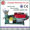 Flat Die Moving Pellet Machine