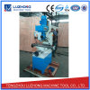 Swivel Head Drilling Milling Machine (Knee type Mill Drill ZX50C)
