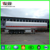 Tri Axle 42000L Oil Fuel Tanker Semi Trailer