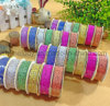 Self-Adhesive Fabric Decoration Tape/Glitter Tape for DIY Decoration